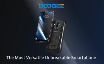 Το DOOGEE S90 modular smartphone.