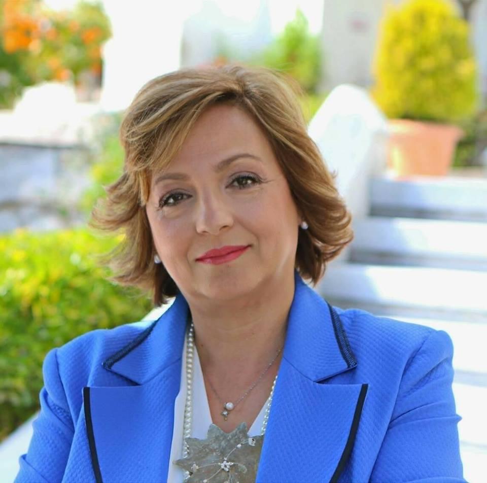 frantzeskaki maria tsanaka dhmhtra anasa gia ton dhmo 01 - Μαρία Φραντζεσκάκη, μια ξεχωριστή υποψηφιότητα, για την Καβάλα.