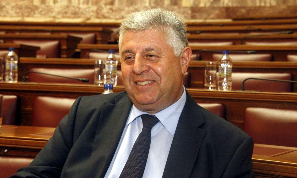 Γιάννης Πασχαλίδης.