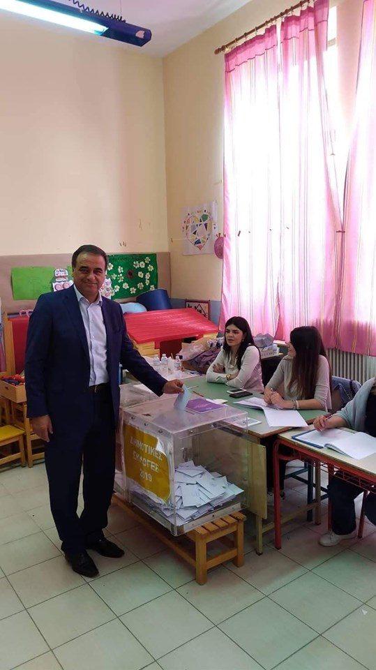 xoulogis vasilis sosti epilogi e1558987932551 - Βασίλης Ξουλόγης: Δώσαμε με αξιοπρέπεια έναν ωραίο και έντιμο αγώνα