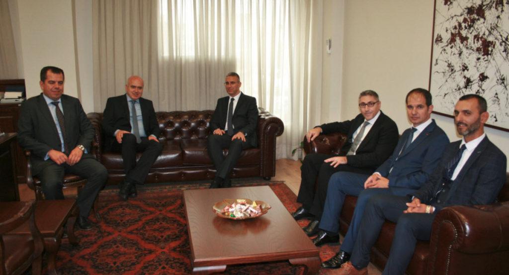metios tourkos presvhs 02 1024x553 - Συνάντηση του Περιφερειάρχη ΑΜΘ με τον Πρέσβη της Τουρκίας στην Αθήνα