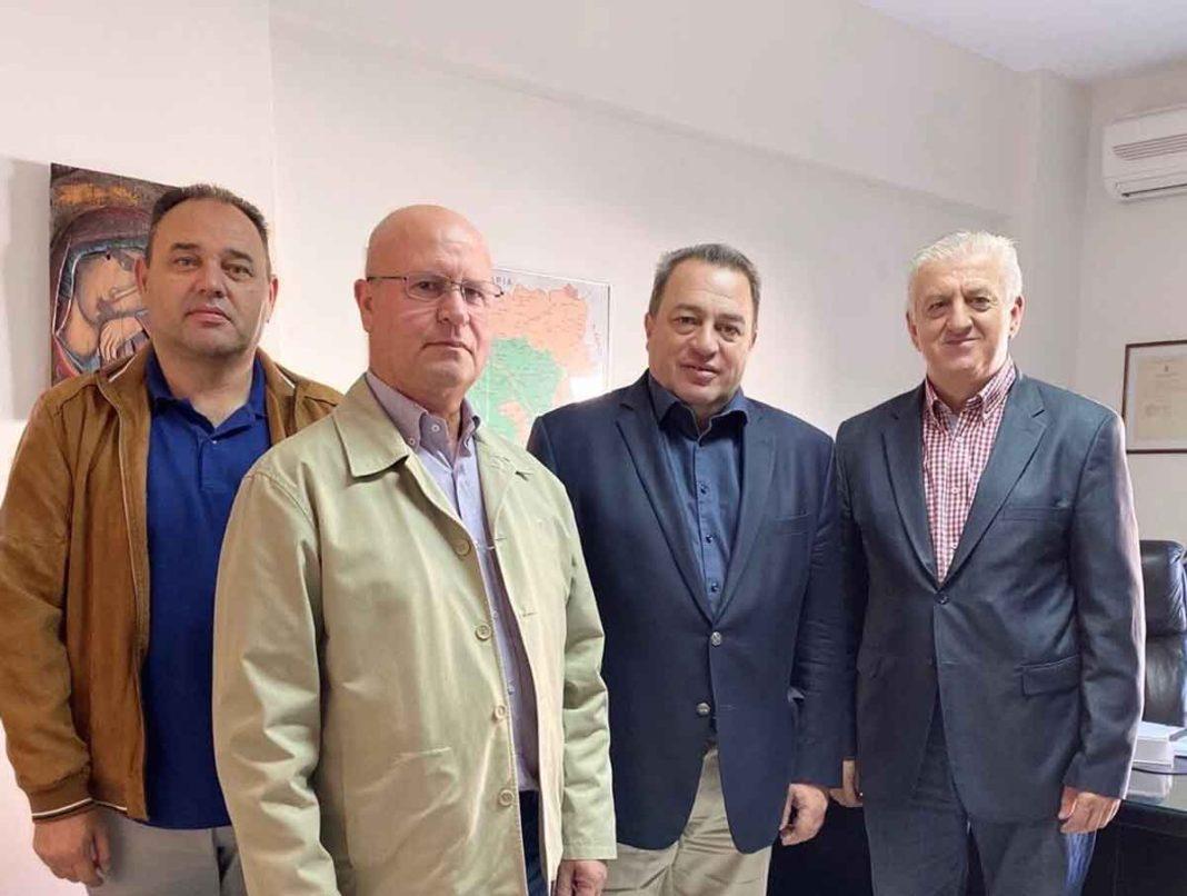 Συνάντηση Στυλιανίδη με απόστρατους αστυνομικούς για συνταξιοδοτικά