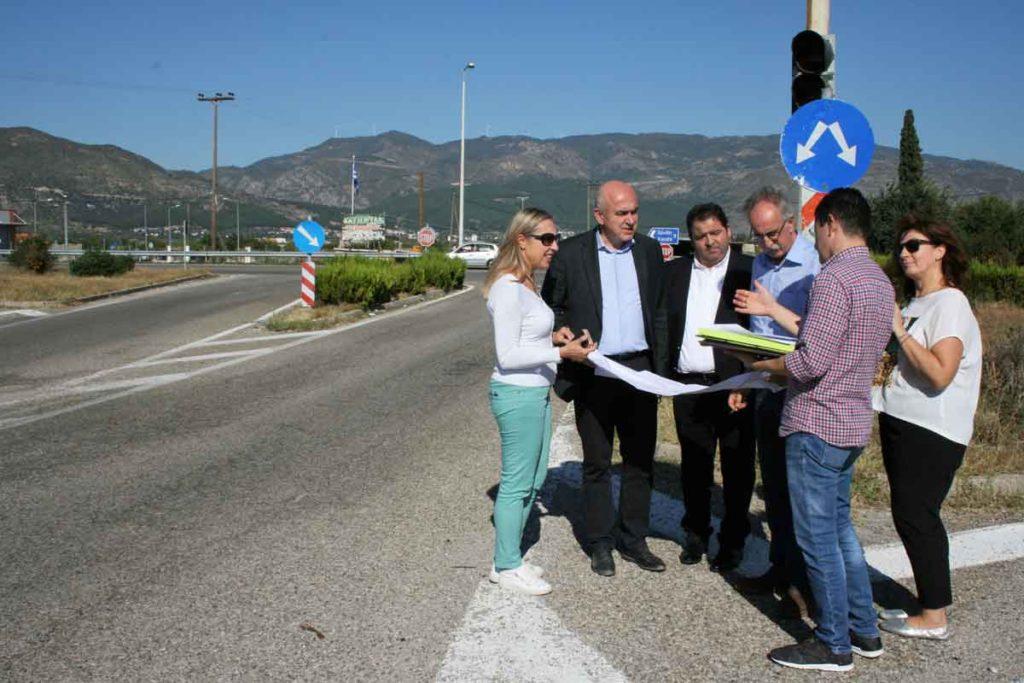 metios asfaleia dromoi periferia 02 1024x683 - 6,4 εκατομμύρια για την οδική ασφάλεια της Εθνικής Οδού από την Περιφέρεια ΑΜΘ.