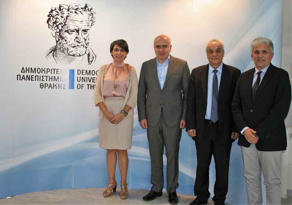 metios panepisthmio 03 1024x721 - 8,5 εκατομμύρια ευρώ από την Περιφέρεια ΑΜΘ στο Δημοκρίτειο Πανεπιστήμιο