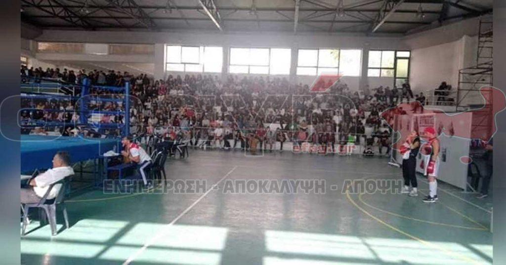 panellhnio protathlima pygmaxias 01 1024x538 - Με μεγάλη επιτυχία διεξήχθη το Πανελλήνιο Πρωτάθλημα Πυγμαχίας (Φωτό - Βίντεο)
