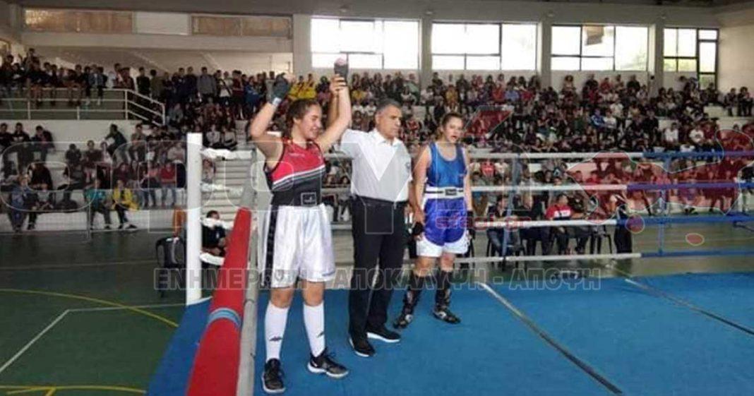 Πανελλήνιο Πρωταθλήμα Πυγμαχίας 2019