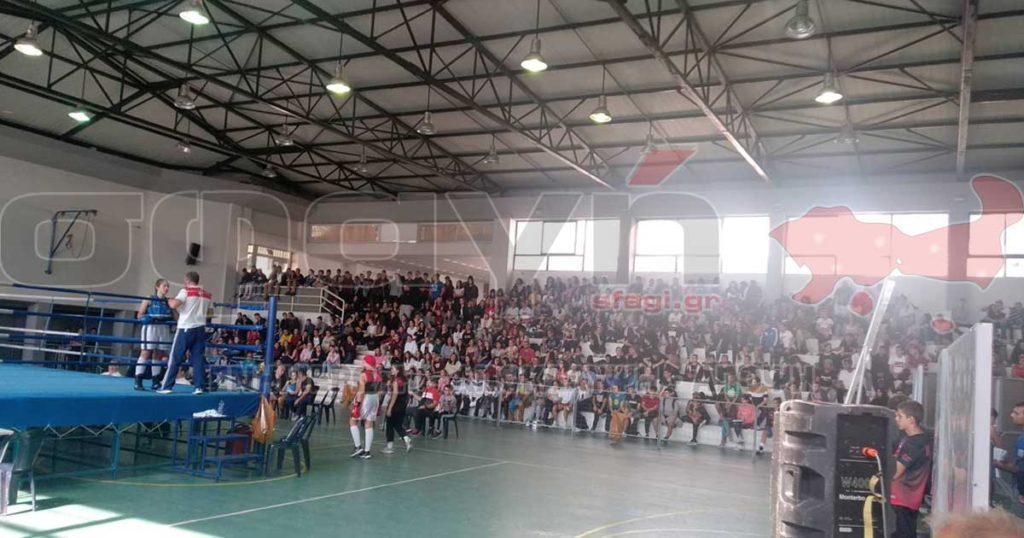 panellhnio protathlima pygmaxias 03 1024x538 - Με μεγάλη επιτυχία διεξήχθη το Πανελλήνιο Πρωτάθλημα Πυγμαχίας (Φωτό - Βίντεο)