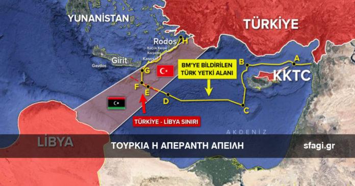 Τουρκία η απέραντη απειλή.