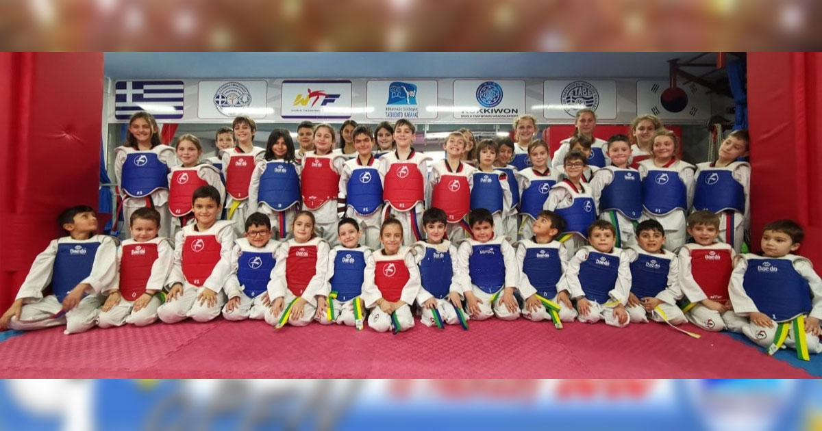 13o kids open taekwondo kavala paltoglou 05 - 13ο Kids Open Ταεκβοντο Φιλικό Πρωτάθλημα - Φωτό - Video