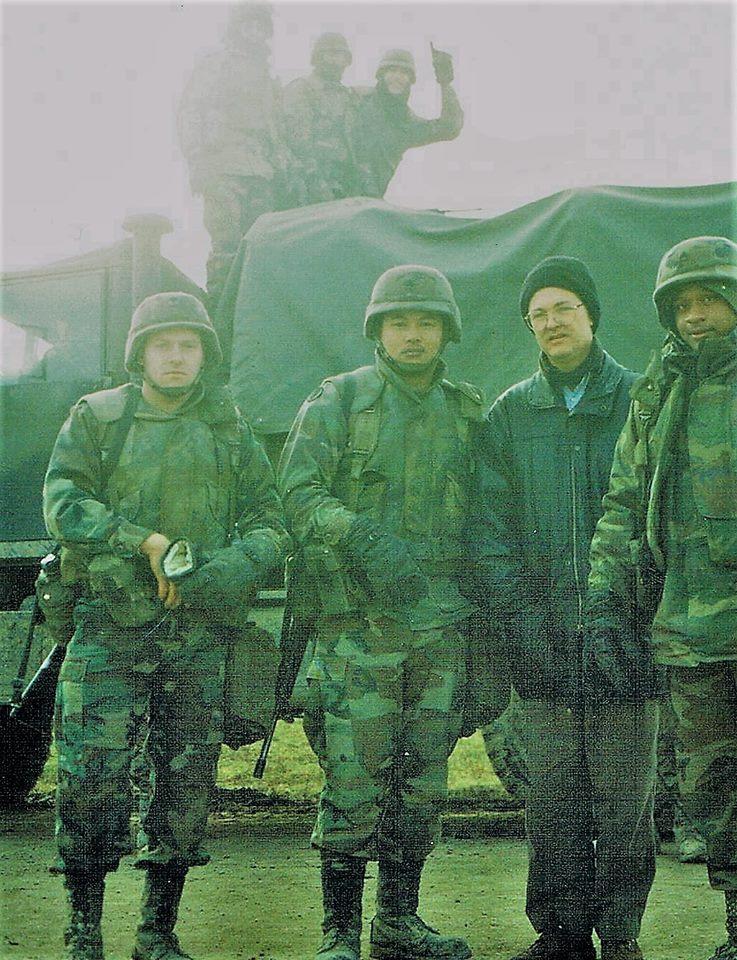 defender europe croatia 1995 - 20.000 στρατιώτες φτάνουν για να «καθαρίσουν» τον κορονοϊό