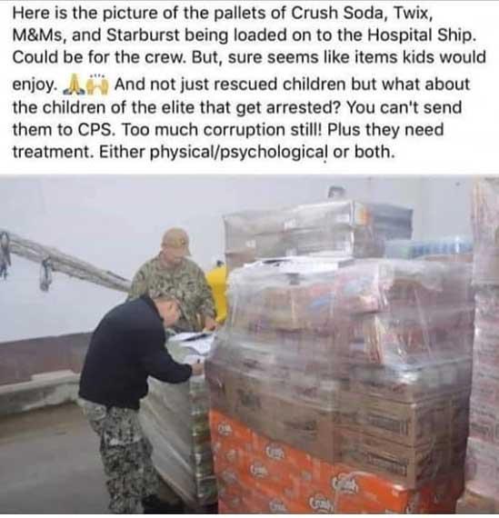 pampers nea yorkh4 - Ενω τα ΜΜΕ λένε για κορονοϊό οι διασώσεις παιδιών συνεχίζονται.
