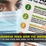 maska koronoiou covid 19 mask 150x150 - Γιατί η επιβολή μάσκας είναι ανασφαλής, αναποτελεσματική και ανήθικη.