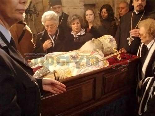 xristodoulos paraskeyaidhs erga alhtheies2 - Ο Αρχιεπίσκοπος Χριστόδουλος Παρασκευαϊδης τα έργα και οι αλήθειες.