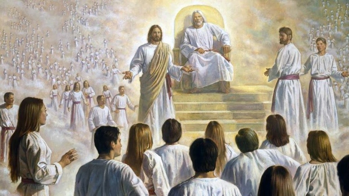 ta dikasthria ton ouranon the courts of heaven 2 - Τα Δικαστήρια των Ουρανών και το κατηγορητηρίο Habeas Corpus